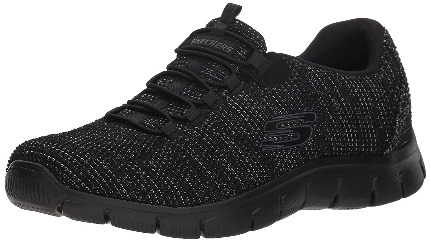 Skechers Empire-Dream World, Zapatillas para Mujer