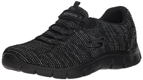 Skechers Empire-Dream World, Zapatillas para Mujer: Amazon.es: Zapatos y complementos