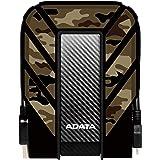 ADATA DD Externo 1TB HD710MP Pro 2.5 USB 3.1 Contragolpes Camuflaje Arena Windows/Mac/Linux