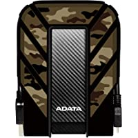 ADATA DD Externo 1TB HD710MP Pro 2.5 USB 3.1 Contragolpes Camuflaje Arena Windows/Mac/Linux