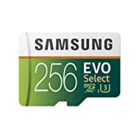 Samsung EVO Select microSDXC 256GB MB-ME256GA/EU Speicherkarte
