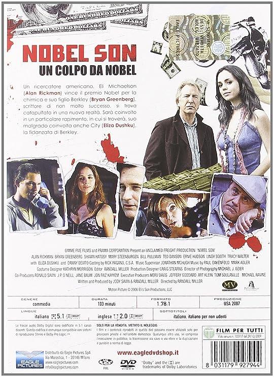 nobel son 2007 full movie