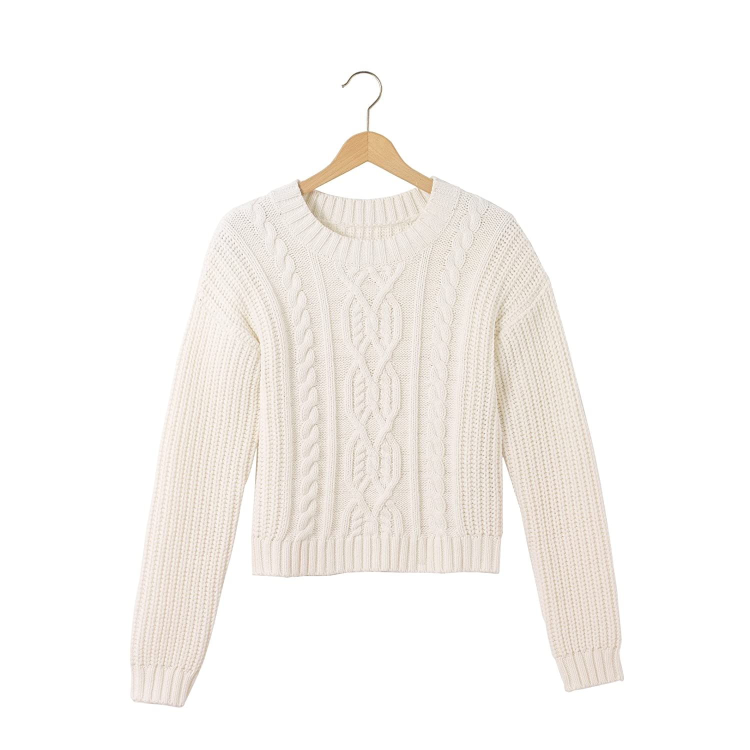 La Redoute Uniross Cable Knit Jumper//Sweater 10-16 Years