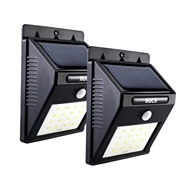 much solar motion sensor lights 16 led waterproof solar powered security light outdoor wall light for