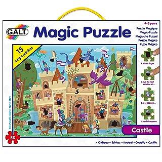 Galt Toys,  Magic Puzzle - Castle