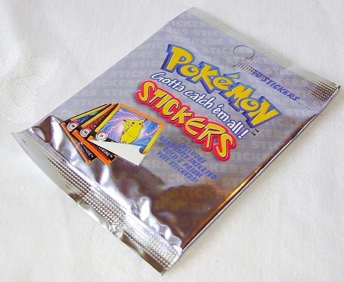 ARTBOX Pokemon Pack Pegatinas Serie 1 - 10 Pegatinas - 1 Paquete ...