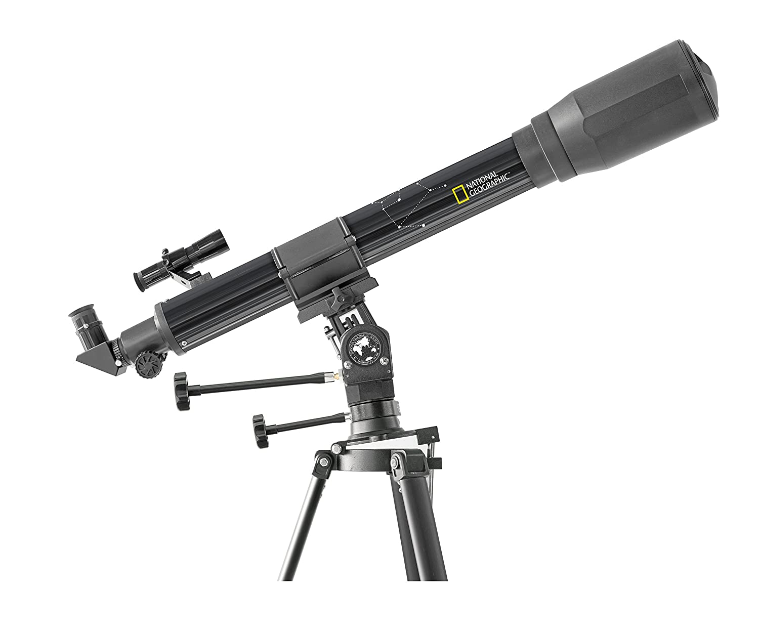 National Geographic Telescopio rifrattore 70/900 con supporto multifunzione Manfrotto S.p.A. 9071000