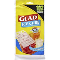 Glad Ice Cube Bags, 8 count