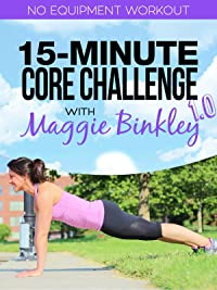 15 Minute Core Challenge 1 0 Workout product image
