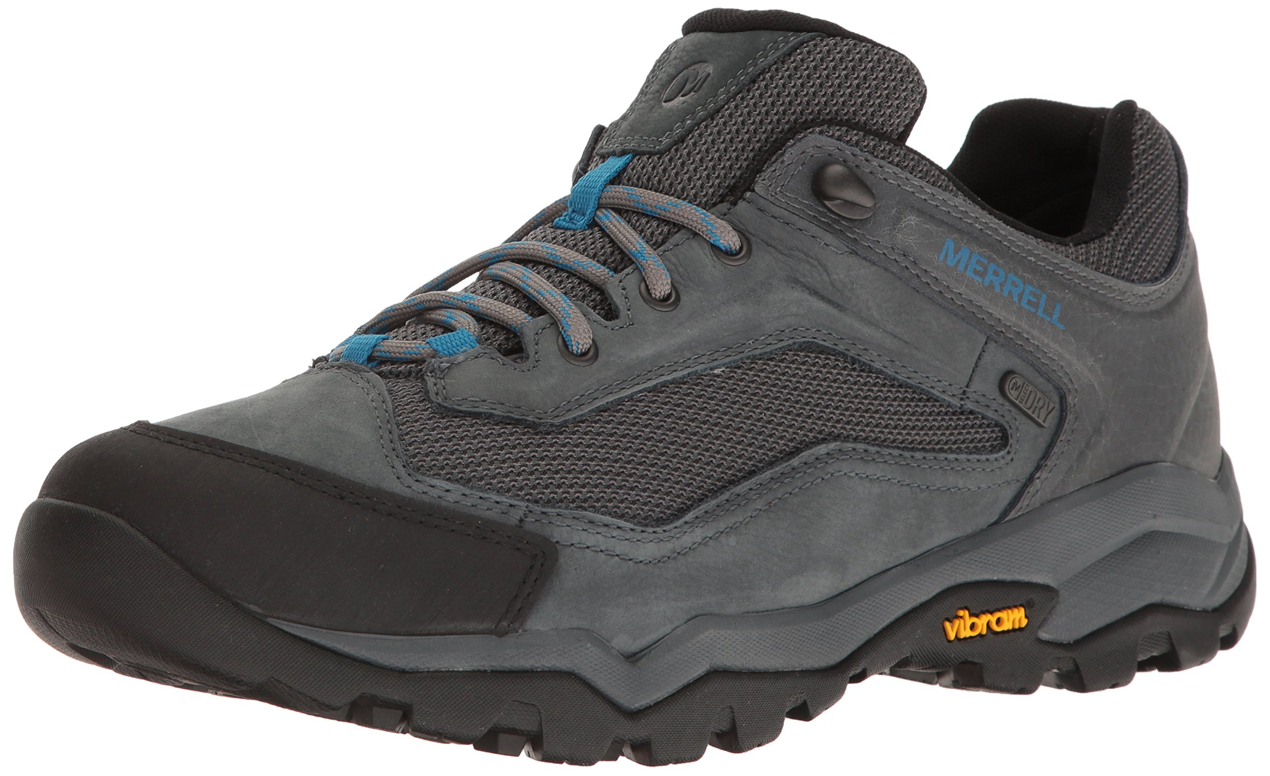 Merrell Men's Everbound Vent Waterproof Backpacking Boot, Turbulence, 8 M US