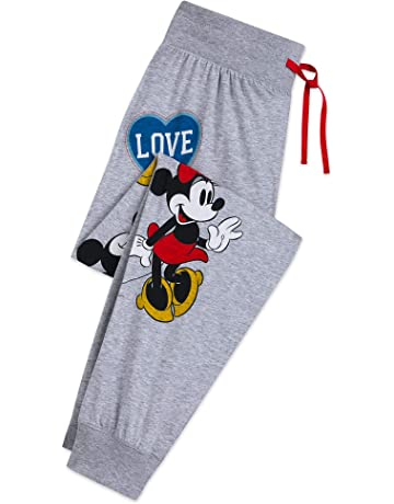 bebdc3b0d236 Disney Mickey and Minnie Mouse Lounge Pants for Women Multi