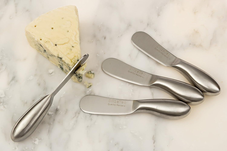 Spreader Juego de cuchillos: blizetec multiusos queso y ...
