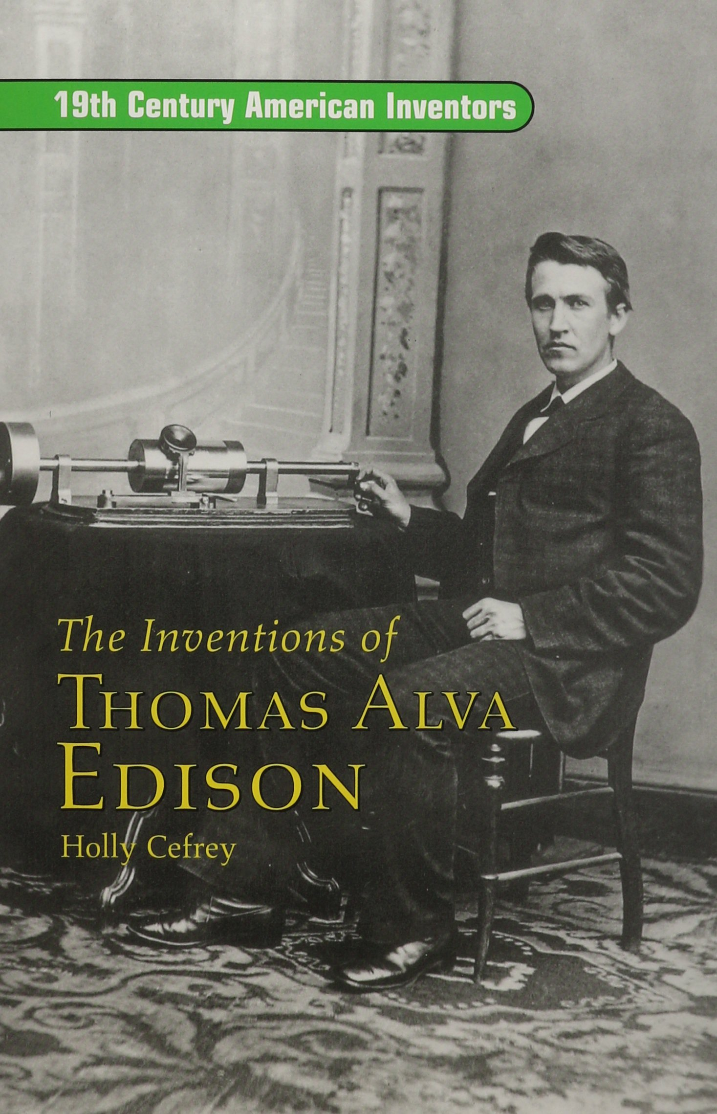 Download Rigby On Deck Reading Libraries: Leveled Reader Inventions of Thomas Alva Edison, The pdf