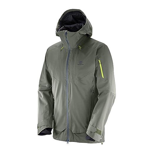 fba3d1c962fd17 Amazon.com : Salomon Men's Qst Guard Jacket : Clothing