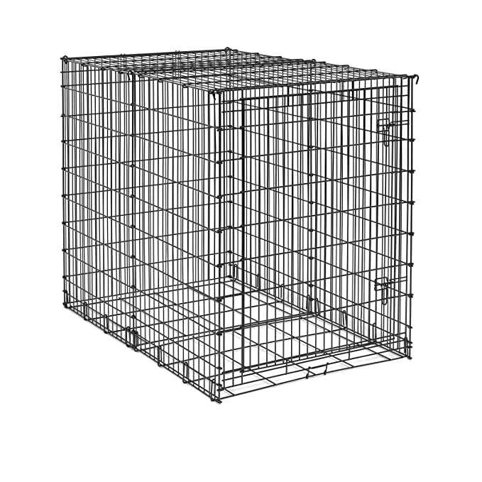 Midwest Starter serie single-door drop-pin Metal perro Crate: Amazon.es: Electrónica