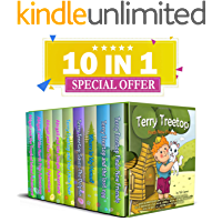 The Terry Treetop & Abigail Book Collection: Short beginner reader chapter picture children book stories.full of Imagination & play, values, animals, rhyming & Friendship.: Great for ages 3 ,4 ,5
