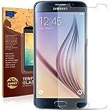 Samsung Galaxy S6 Panzerglas - Zooky® Hartglas Gehärtetem Glas Extreeme Shock Displayschutzfolie Schutzglas