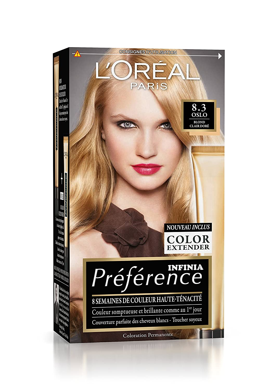 Couleur cheveux loreal paris