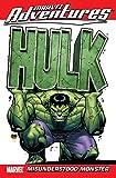 Marvel Adventures Hulk Vol. 1: Misunderstood Monster (v. 1)