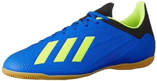the latest 5a139 9a220 adidas X Tango 18.4 in, Scarpe da Calcetto Indoor Unisex-Adulto, Blu (