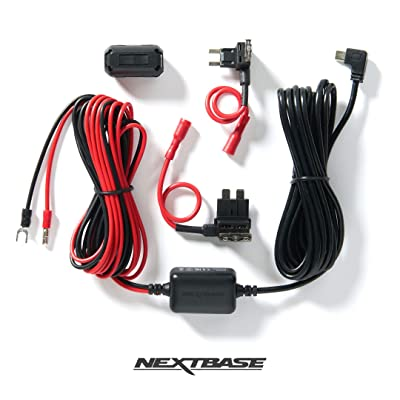 Nextbase Hardwire Kit, for Nextbase 122, 222, 322GW, 422GW, and 522GW Car Dash Cams: Car Electronics