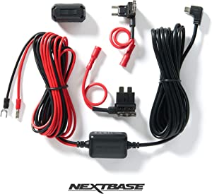 Nextbase Hardwire Kit, for Nextbase 122, 222, 322GW, 422GW, and 522GW Car Dash Cams