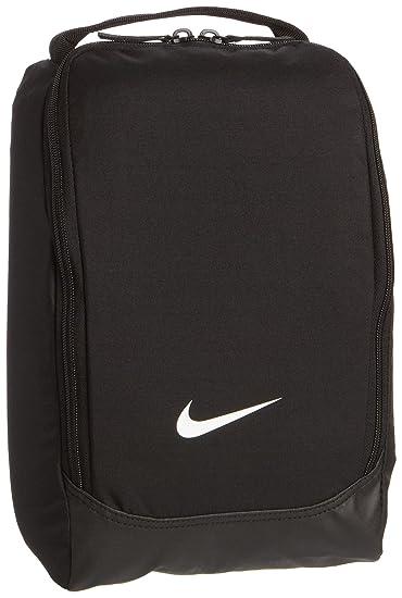 Nike - Bolsa para balón de fútbol, Talla única, Color Negro ...