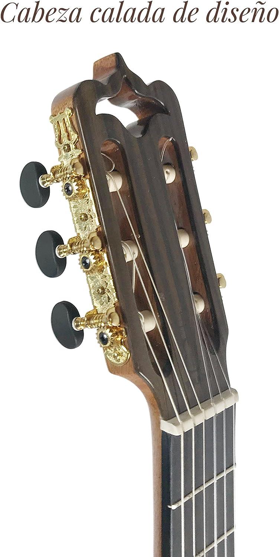 Guitarra Toledo TC-2AW Clásica: Amazon.es: Instrumentos musicales