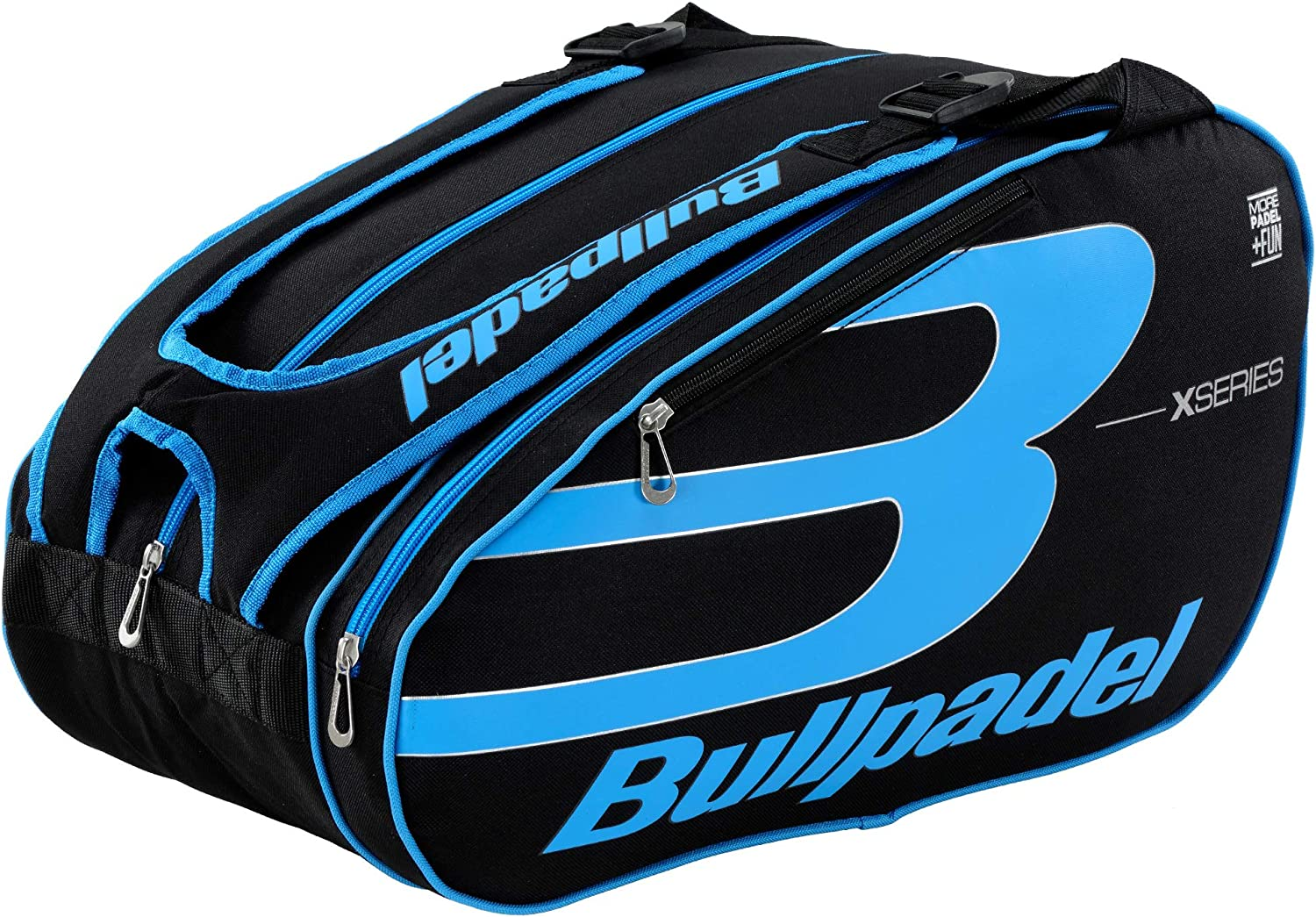 Paletero Bullpadel Fun X-Series Blue: Amazon.es: Deportes y aire libre