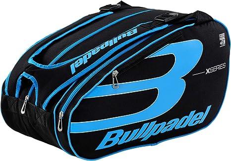 Bullpadel Paletero 18004 Azul Flúor: Amazon.es: Deportes y aire libre