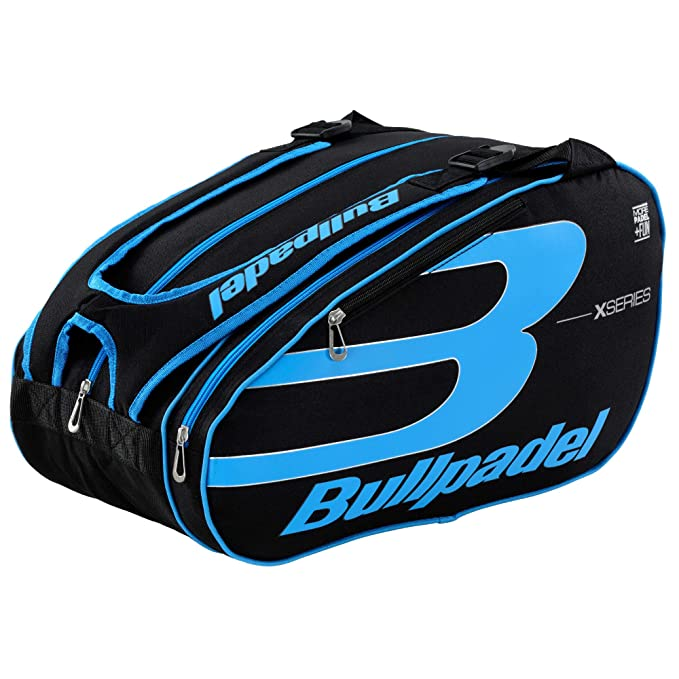 Paletero Bullpadel Fun X-Series Blue: Amazon.es: Deportes y aire libre