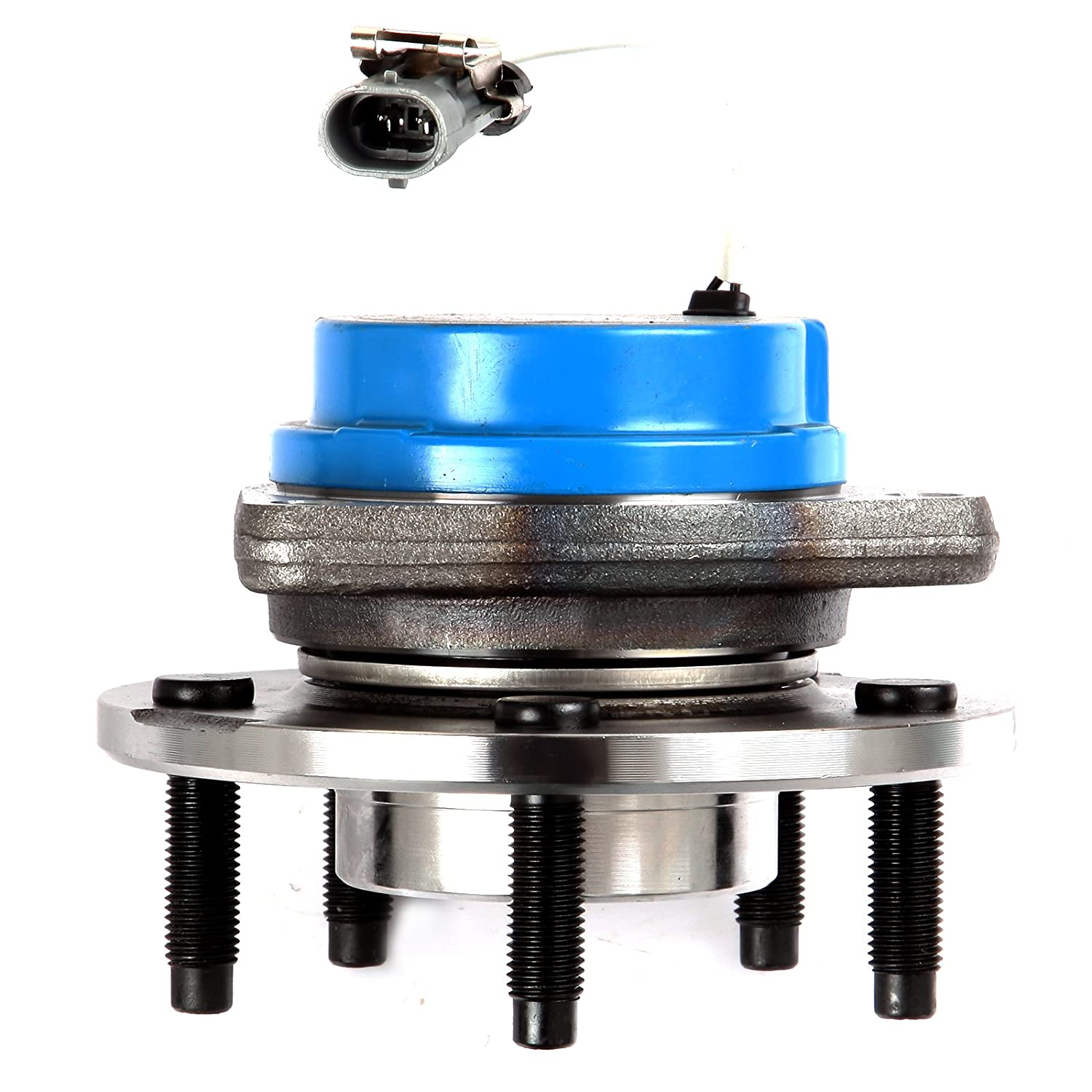SCITOO Compatible with 512222 Rear Wheel Hub Bearing Assembly fit 2002 2003 2004 2005 2006 Buick 5 Lugs w//ABS