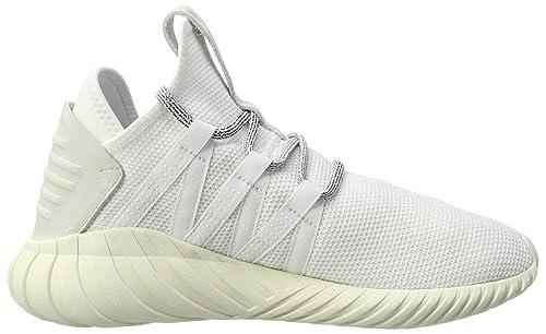 save off 79e97 71eb8 Adidas Tubular Dawn W BZ0626, Zapatillas para Mujer, Blanco (Footwear  WhiteFootwear