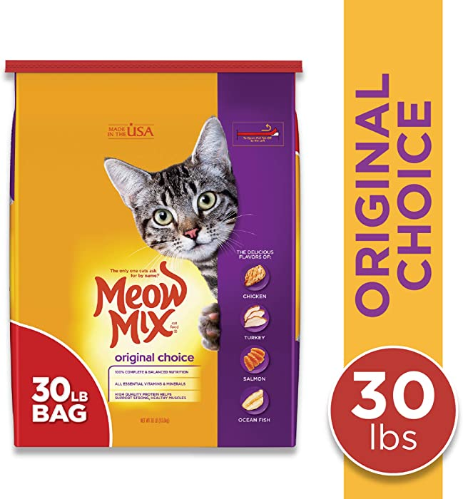The Best Cheap Cat Food 30 Lbs