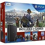 Sony PlayStation 4 500GB Watchdogs 2 Bundle