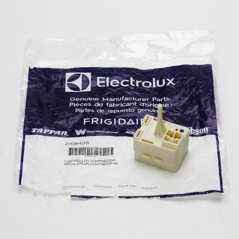 Frigidaire Refrigerator / Freezer Relay Overload 241527802