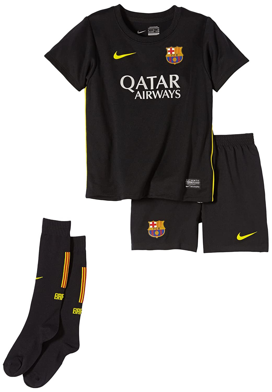 online retailer 84d4f 81eb6 Nike FC Barcelona Boys 'Track Suit Third Kit Stadium