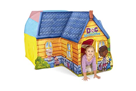 Buy Playhut Doc Mcstuffins Deluxe Cottage Online At Low Prices In India Amazon In