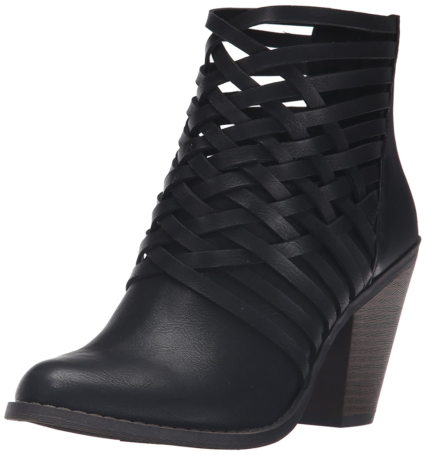 Black Fergalicious Women's Weever Ankle Boot