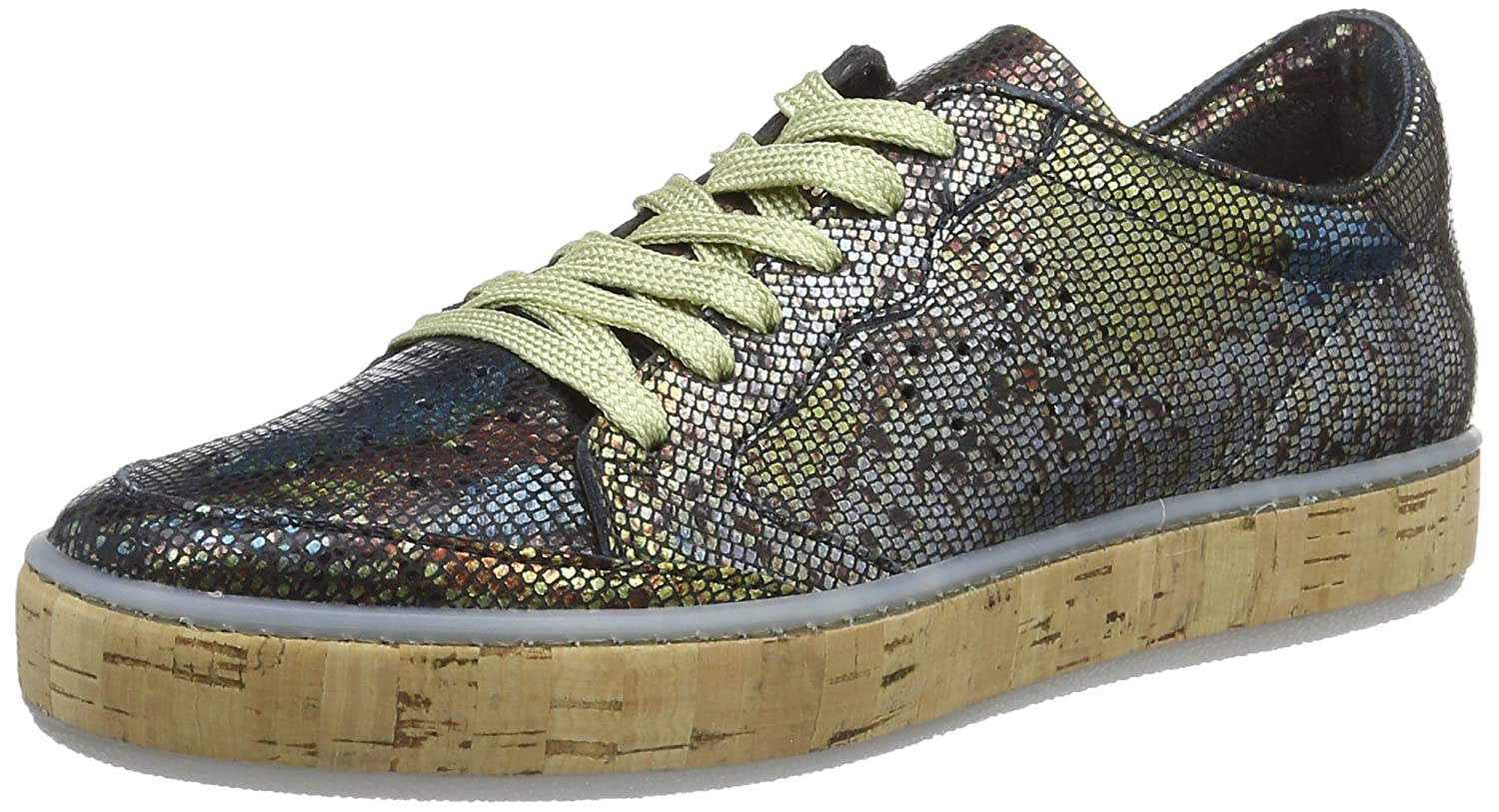 Women's 6098 Multi 876101 Top Mjus 0102 Coloured Size Sneakers Low 4LqAj35Rc