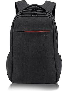 NORSENS Lightweight Laptop Backpacks 15.6inch Slim Business Backpack for  Laptop Notebook… 00c69033d9cff