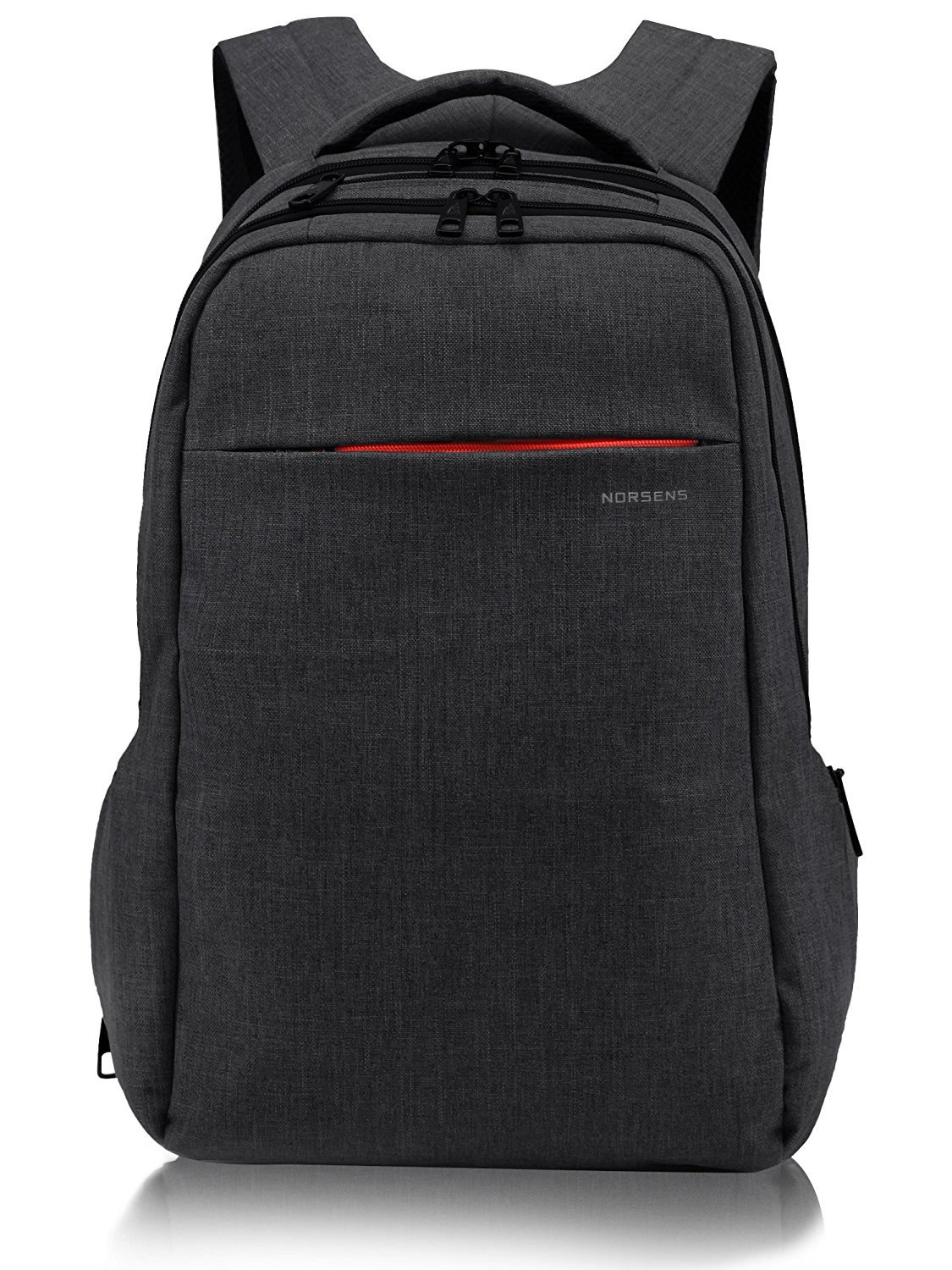 3d34a7c9dfdf NORSENS Lightweight Laptop Backpacks 15.6inch Slim Business Backpack for  Laptop Notebook Computer  Amazon.co.uk  Computers   Accessories