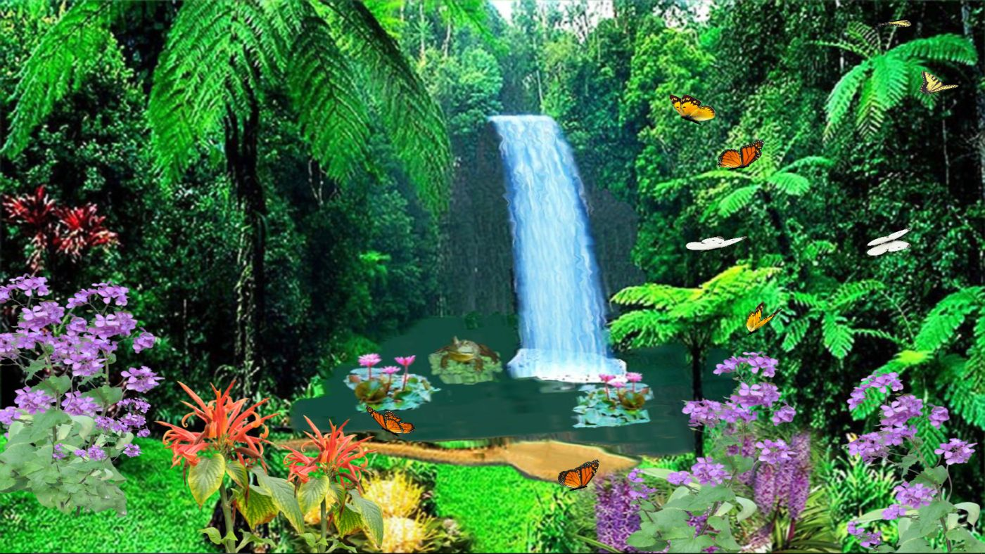 Queensland Waterfall [Download] by MAC N PC Software