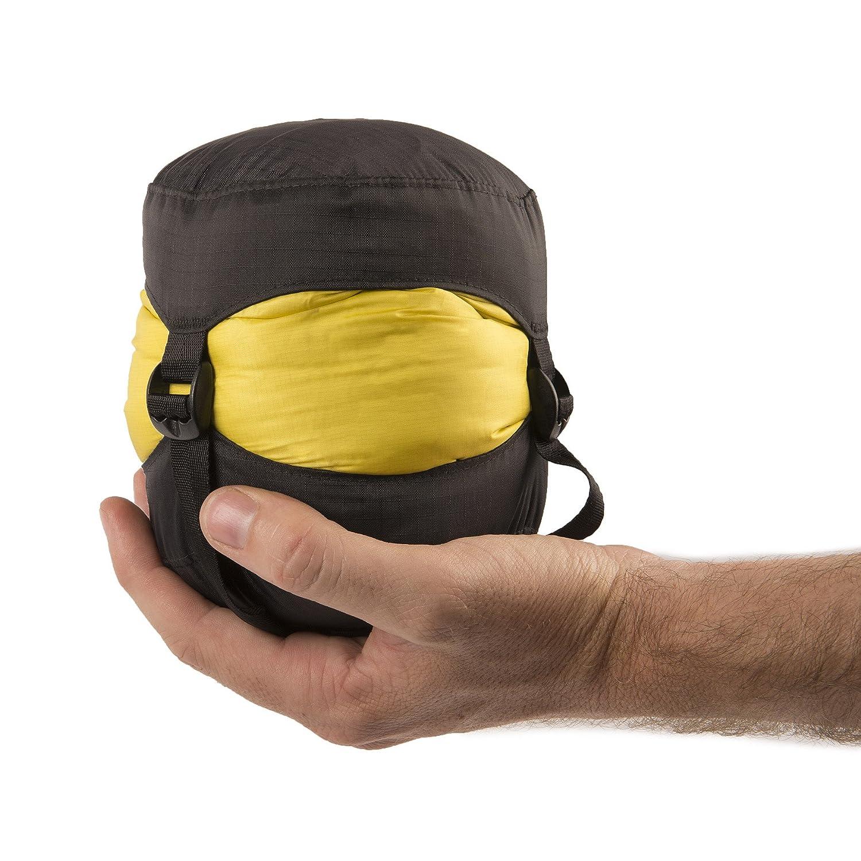 Sea to Summit Unisex Spark Series Spl Sleeping Bag/Silver/Regular: Amazon.es: Deportes y aire libre