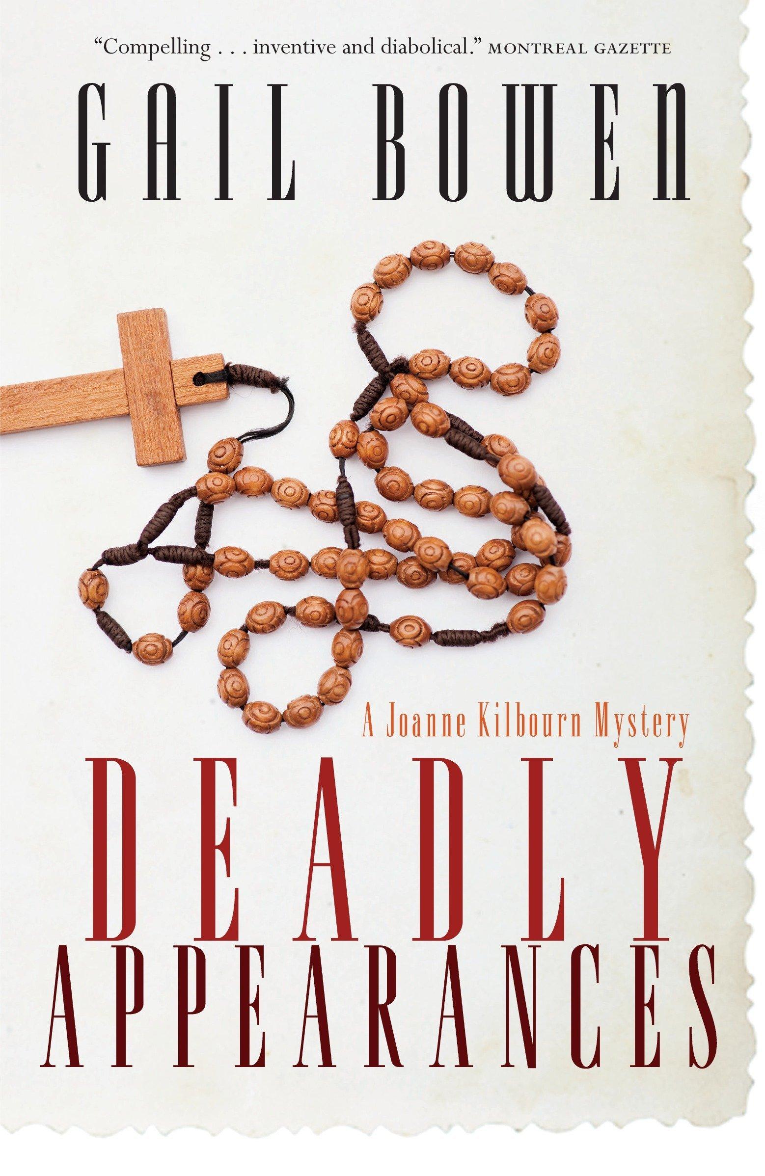 Read Online Deadly Appearances (A Joanne Kilbourn Mystery) ebook