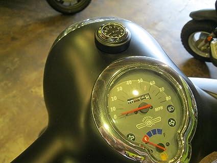 Amazon.com: Reloj de patinete para Buddy original 50 cc 125 ...