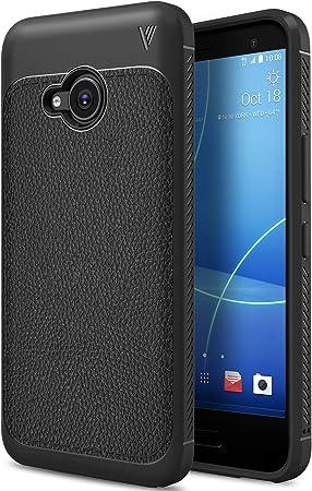 Kugi Funda HTC U11 Life, Anti-rasca la Carcasa del teléfono TPU del de la imitación Ninguna Case del teléfono móvil Caja del teléfono Cover para HTC U11 Life ...