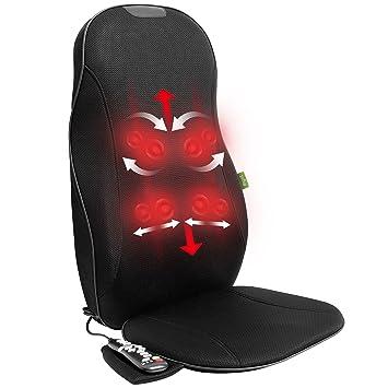Mynt Shiatsu Seat Massage Cushion With Heat
