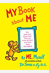 My Book About Me Hardcover