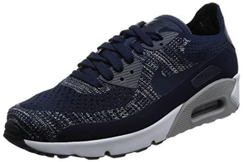 free shipping 26fb6 6bc07 NIKE Air Max 90 Ultra 2.0 Flyknit Mens Running Trainers 875943 Sneakers  Shoes (UK 6